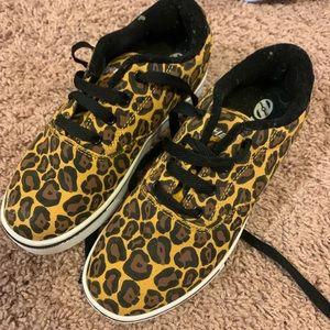 Cheetah heeleys